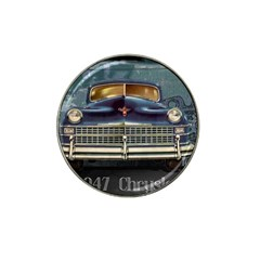 Vintage Car Automobile Hat Clip Ball Marker (10 Pack) by Nexatart