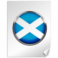 Scotland Nation Country Nationality Canvas 18  X 24