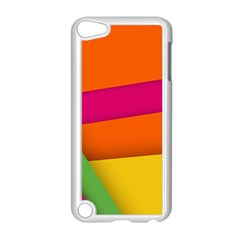 Background Abstract Apple Ipod Touch 5 Case (white) by Nexatart