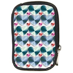 Valentine Valentine S Day Hearts Compact Camera Cases by Nexatart
