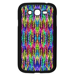 Colorful 7 Samsung Galaxy Grand Duos I9082 Case (black) by ArtworkByPatrick