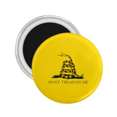 Gadsden Flag Don t Tread On Me 2 25  Magnets by gooomega