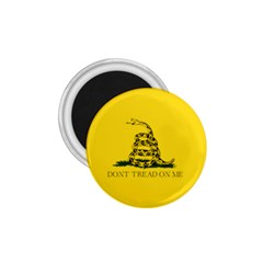 Gadsden Flag Don t Tread On Me 1 75  Magnets by gooomega