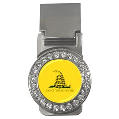 Gadsden Flag Don t Tread On Me Money Clips (cz)  by gooomega