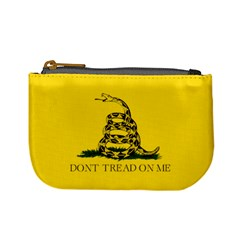 Gadsden Flag Don t Tread On Me Mini Coin Purses by MAGA