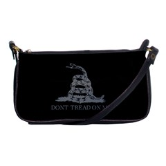 Gadsden Flag Don t Tread On Me Shoulder Clutch Bags by gooomega