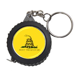 Gadsden Flag Don t Tread On Me Measuring Tape by MAGA