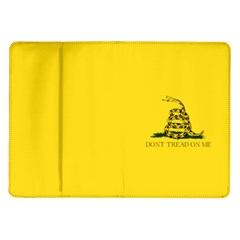 Gadsden Flag Don t Tread On Me Samsung Galaxy Tab 10 1  P7500 Flip Case by MAGA