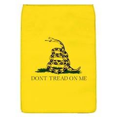 Gadsden Flag Don t Tread On Me Flap Covers (l)  by gooomega