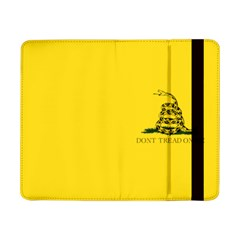 Gadsden Flag Don t Tread On Me Samsung Galaxy Tab Pro 8 4  Flip Case by MAGA
