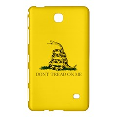 Gadsden Flag Don t Tread On Me Samsung Galaxy Tab 4 (7 ) Hardshell Case  by MAGA