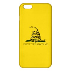 Gadsden Flag Don t Tread On Me Iphone 6 Plus/6s Plus Tpu Case by MAGA
