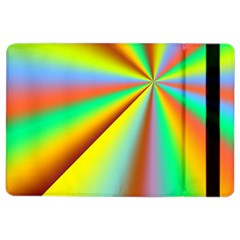 Burst Radial Shine Sunburst Sun Ipad Air 2 Flip by Sapixe
