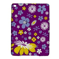 Floral Flowers Ipad Air 2 Hardshell Cases by Nexatart