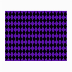 Jester Purple Small Glasses Cloth (2 Side) by jumpercat