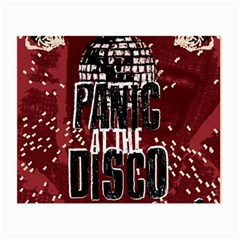 Panic At The Disco Poster Small Glasses Cloth (2 Side)