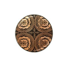 The Art Of Batik Printing Hat Clip Ball Marker (10 Pack) by Sapixe