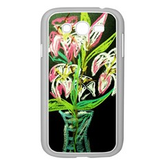 Dscf1389   Lillies In The Vase Samsung Galaxy Grand Duos I9082 Case (white) by bestdesignintheworld