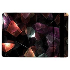 Crystals Background Design Luxury Ipad Air 2 Flip by Sapixe