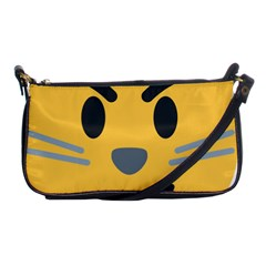 Cat Emoji Shoulder Clutch Bags