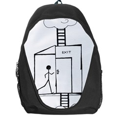 Drawing Backpack Bag