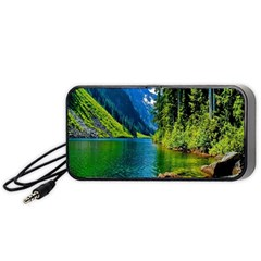 Beautiful Nature Lake Portable Speaker