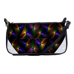 Heart Love Passion Abstract Art Shoulder Clutch Bags