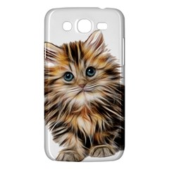 Kitten Mammal Animal Young Cat Samsung Galaxy Mega 5 8 I9152 Hardshell Case