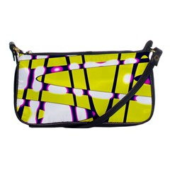Graphic Shoulder Clutch Bags by goodart