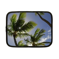 Palm Trees Tropical Beach Scenes Coastal   Netbook Case (small)  by CrypticFragmentsColors