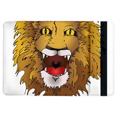 Lion Animal Roar Lion S Mane Comic Ipad Air 2 Flip by Sapixe