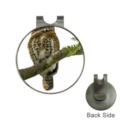 Owl Bird Hat Clips With Golf Markers by Sapixe