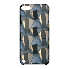 Pattern Texture Form Background Apple Ipod Touch 5 Hardshell Case With Stand by Nexatart