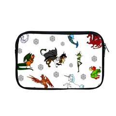 Dundgeon And Dragons Dice And Creatures Apple Macbook Pro 13  Zipper Case by ImphavokImpressions