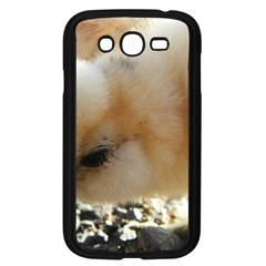 Silkie Chick  Samsung Galaxy Grand Duos I9082 Case (black) by IIPhotographyAndDesigns