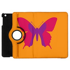 Butterfly Wings Insect Nature Apple Ipad Mini Flip 360 Case by Nexatart