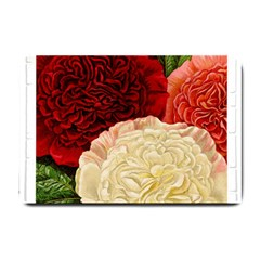 Flowers 1776584 1920 Small Doormat  by vintage2030