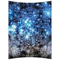 Abstract Fractal Magical Back Support Cushion by Samandel