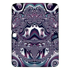 Fractal Art Artwork Design Samsung Galaxy Tab 3 (10 1 ) P5200 Hardshell Case