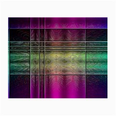 Abstract Desktop Pattern Wallpaper Small Glasses Cloth (2 Side) by Nexatart