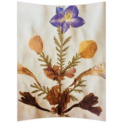 Holy Land Flowers 11 Back Support Cushion
