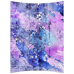 Background Art Abstract Watercolor Back Support Cushion by Sapixe