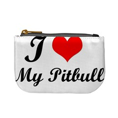 I Love My Beagle Mini Coin Purse by premium