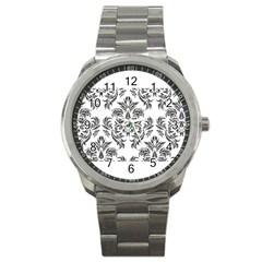 Pattern1 Sport Metal Watch