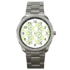 Pattern2 Sport Metal Watch