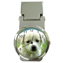 Dog1 Money Clip Watch