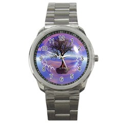 Tree3 Sport Metal Watch